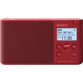 Sony XDR-S41D rot