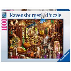 Ravensburger Merlins Labor Puzzle 1000 Teile