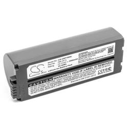 vhbw Li-Ion Akku 2000mAh (22.2V) für Drucker Kopierer Scanner Etiketten-Drucker wie Canon NB-CP1L