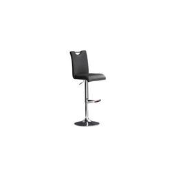 MCA furniture Barhocker Bardo in schwarz