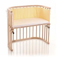 Babybay Original Beistellbett natur unbehandelt