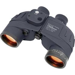 Bresser Optik Marine-Fernglas Nautic WD 7 x 50mm Porro Blau 1866815