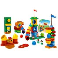 Lego Duplo Röhren zum Experimentieren
