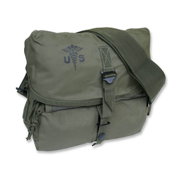 Mil-Tec US Medical Kit Bag m. Gurt oliv