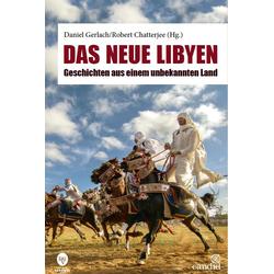 Das neue Libyen als Buch von