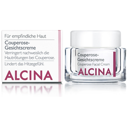 ALCINA Couperose Gesichtscreme  50ml