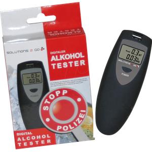 ALKOHOLTESTER - Alkoholtester, Atemluft