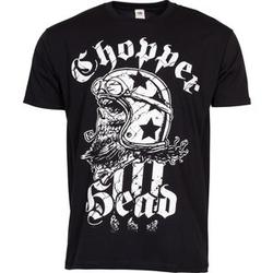 Chopper Head T-Shirt schwarz XL