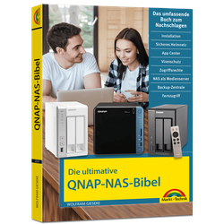 Die ultimative QNAP-NAS-Bibel