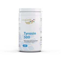 Tyrosin 500 mg (60 Kps)
