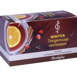 Winter-Teegenuss