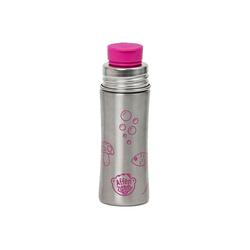 Affenzahn Trinkflasche Edelstahl Trinkflasche rosa