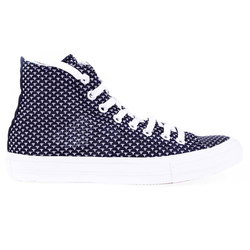 Schuhe CONVERSE - Chuck Taylor All Star II Obsidian/White/White (OBSIDIAN-WHITE-WHITE) Größe: 36