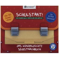 Schulstart - Das kinderleichte Selbstmachbuch