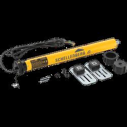Schellenberg Funk-Rolladenmotor PREMIUM 10Nm Mini Gelb