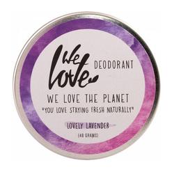 Natürliche Deocreme Lovely Lavender