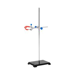 Steinberg Systems Laborstativ - mit Klemme und Muffe SBS-LS-100