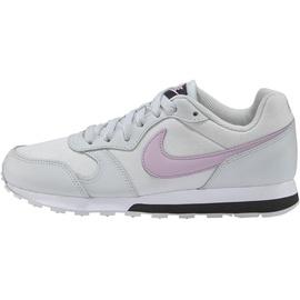 Nike Wmns MD Runner 2 light grey-rose/ white, 36