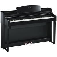 PE schwarz hochglanz Digital Piano