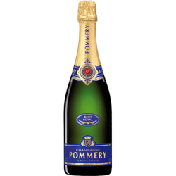 POMMERY  CHAMPAGNER - BRUT ROYAL