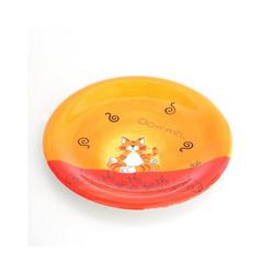 Mila Teller Mila Keramik-Teller Oommh Katze, MI-84038, (1 Stück)