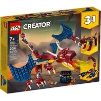 Lego Creator Feuerdrache 31102