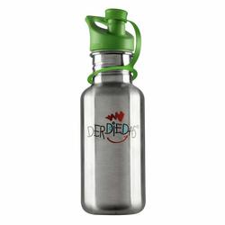 DerDieDas Zubehör Trinkflasche 500 ml grün