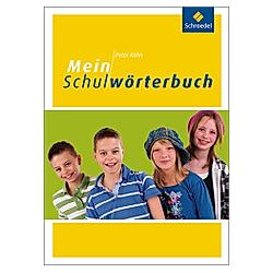 Mein Schulwörterbuch. Peter Kühn  - Buch