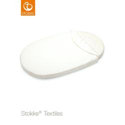 STOKKE® Sleepi™ Spannbettlaken Kinderbett 120 cm Weiß