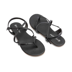 VOLCOM - Strapped In Sndl Black Out (BKO)