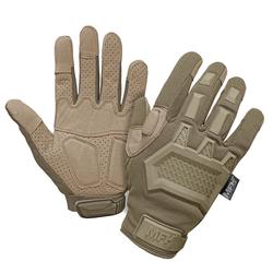 MFH - Max Fuchs Tactical Handschuhe Action sand, Größe XL/10
