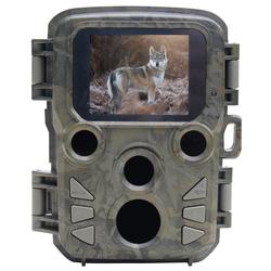 Braun Mini-Fotofalle / Wildkamera Scouting Cam BLACK500 Mini, 16 MP, 1080p, IP56, Auslösezeit 0,45s