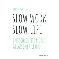 slow work - slow life