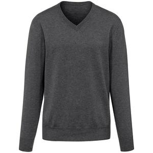 V-Pullover aus 100% Premium-Kaschmir Peter Hahn Cashmere pink