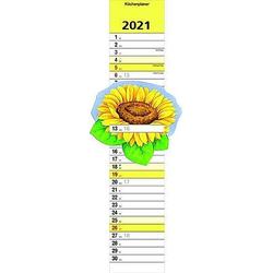 """Küchenplaner """"Sonnenblume"""""""" 2021"""""""
