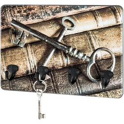 HAKU Möbel   Schlüsselbrett mit 4 Haken