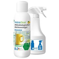 MWK Bionik Putzeimer microClean - mikrobiologischer Küchenreiniger - 500 ml, 500 ml Konzentrat für 25–50 Flaschen á 500 ml