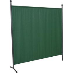 Angerer Freizeitmöbel Stellwand Groß grün (1 Stück), (B/H): ca. 178x178 cm