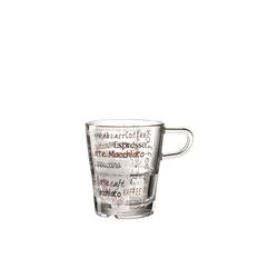Glas Koch Tasse Senso Cafe, 250 ml