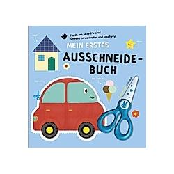 Mein erstes Ausschneidebuch  m. kindersicherer Schere - Buch