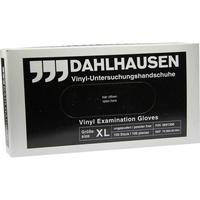 P J Dahlhausen & Co GmbH Vinyl-Handschuhe ungepudert Gr. XL