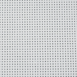 Aida-Stoff, B: 150 cm, Weiß, 43 Kästchen pro 10 cm, 3m