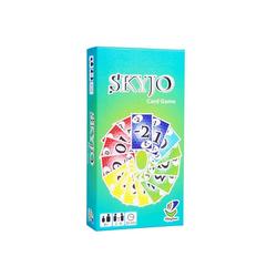 Magilano Spiel, SKYJO Kartenspiel Familien Kinder-Spiel, Spiele-Abend Gesellschaftsspiel