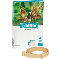 KILTIX Halsband f.mittelgroße Hunde