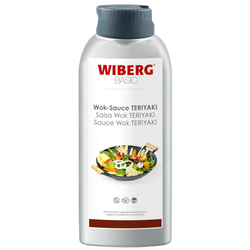 Wok Sauce Teriyaki BASIC 800g - WIBERG