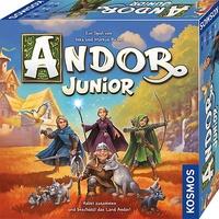 Kosmos Andor Junior Haltet zusammen und beschützt das Land Andor!