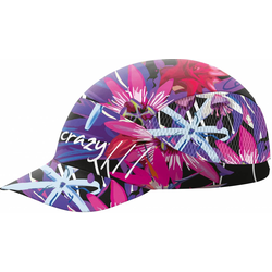 Crazy Idea Pacman Cap Run butterfly black