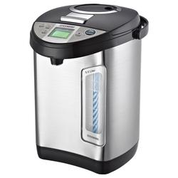 STEINBORG Wasserkocher Thermopot SB-2015, 5 l, 680 W, Heißwasserspender, Edelstahl, Warmhaltefunktion
