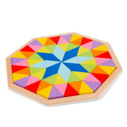 New Classic Toys Kreatives Puzzle - Oktagon