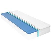 vidaXL Matratze 180 x 200 cm Viskoelastischer Memory-Schaum 18 cm, vidaXL